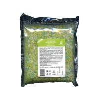 Соль морская СВЕЖЕСТЬ с вербеной,  1 кг.