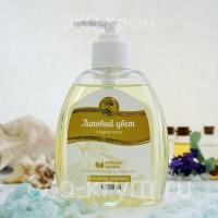 Жидкое мыло ЛИПОВЫЙ ЦВЕТ, 300 мл