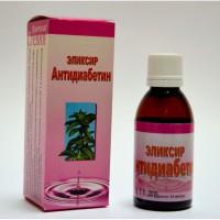 Эликсир АнтиДиабетин, 50мл
