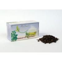 Чай зеленый глазурированный стевией с мелиссой, 50г