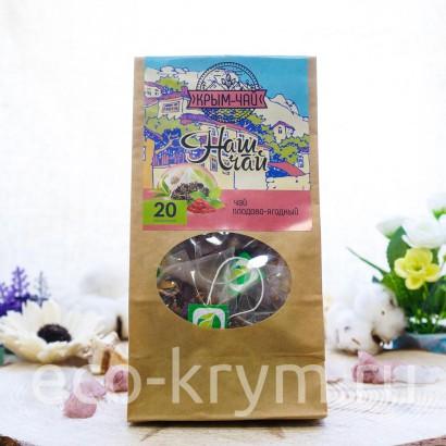 Чай плодово-ягодный, 100 грамм (ф/п)