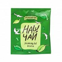Наш чай зеленый Сенча, д/чайника саше