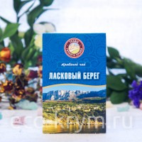Травяной чай ЛАСКОВЫЙ БЕРЕГ, 40гр