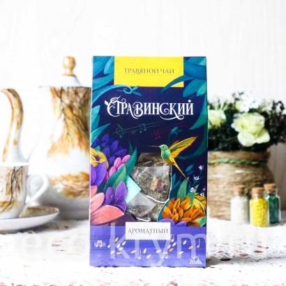 Травяной чай Стравинский  АРОМАТНЫЙ, н/п 50 гр
