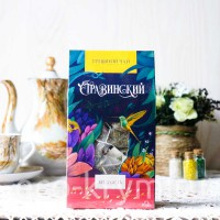 АКЦИЯ! Травяной чай Стравинский БОДРОСТЬ, н/п 50 гр