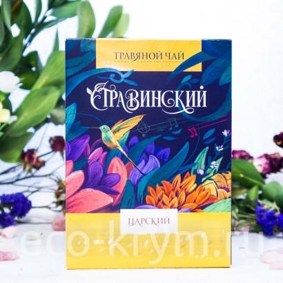 Травяной чай Стравинский ЦАРСКИЙ, 100 гр