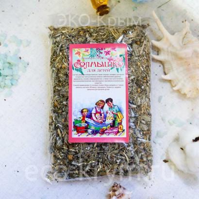 Травяной сбор для ванны СОЛНЫШКО, 100 гр