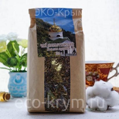 Чай монастырский БАЛЬЗАМ ЗДОРОВЬЕ, 100 гр