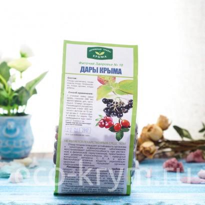 Чай ягодный  ДАРЫ КРЫМА, 100гр