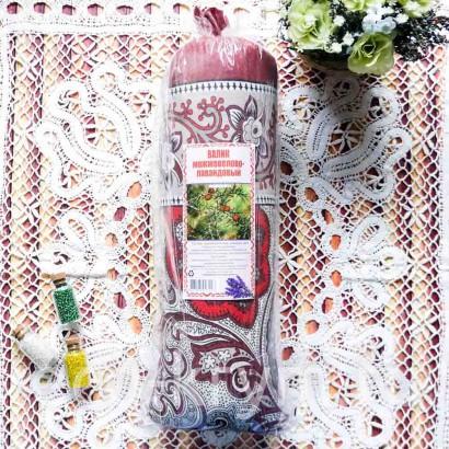 Валик можжевелово-лавандовый 10 см* 30 см