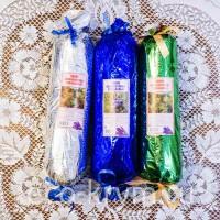 Валик можжевелово-лавандовый Подарочный 12 см* 30 см