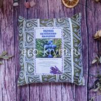Травяная подушка Можжевелово-лавандовая 22 см *22см