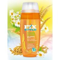 Тоник-спрей «FIX STYLE» для укладки и ухода за волосами 125г