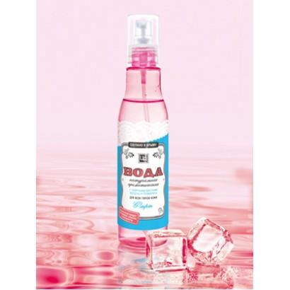 Ароматическая вода «Флирт», посеребренная, 200мл