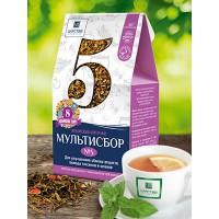 Травяной мультисбор №5 для похудения, улучшения обмена веществ