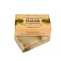Мыло крымское натуральное «МИНДАЛЬНОЕ»