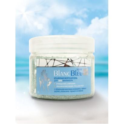 Соль крымская морская «СПА-Маникюр» серии «Blanc Bleu» 350г