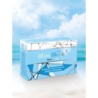 Мыло-скраб для всех типов кожи из серии «Blanc Bleu» 85г